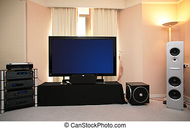 audio video system