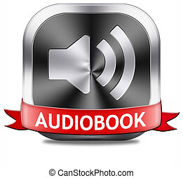 audiobook button