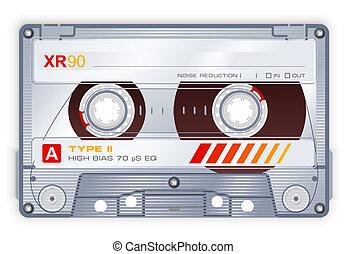 audiokazetta