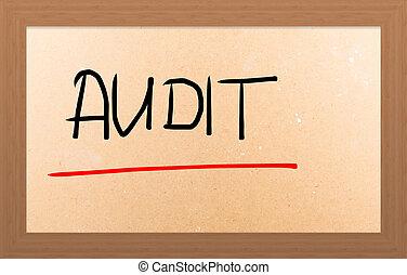 Audit Concept - v