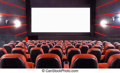 auditorium, cinéma