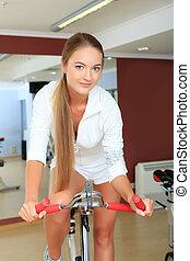 auf, fahrrad