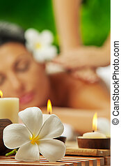 auf, massage