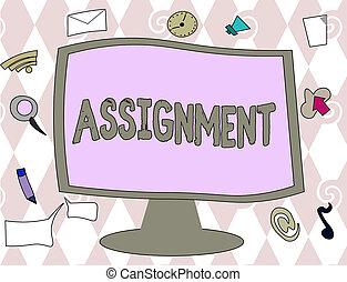 aufgabe, geschaeftswelt, foto, ausstellung, arbeit, assignment., schreibende, zugewiesen, arbeit, jemand, text, einzelheit, begrifflich, teil, hand, studieren
