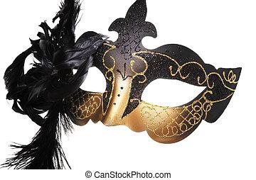 aufwendig, karneval schablone