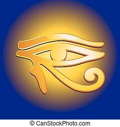 auge, von, horus