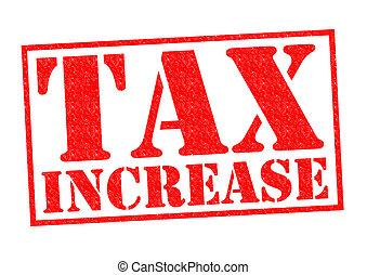 augmentation, impôt