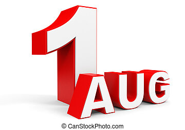 August Illustrations And Clip Art August Royalty Free - August 1
