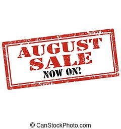 August Sale-stamp