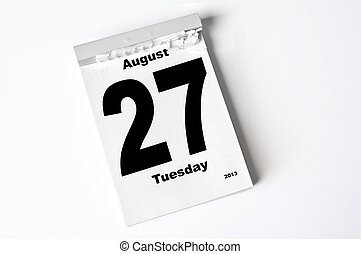 augusti, 2013, 27.