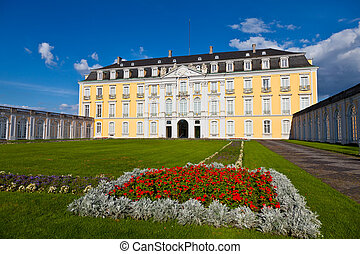 Augustusburg Palace, Germany - The Augustusburg Palace in...