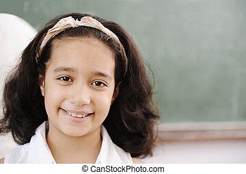 aula, actividades, escuela, aprendizaje, educación, niños, feliz