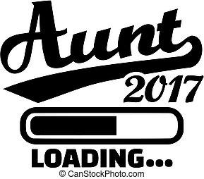 Aunt 2017 - loading bar