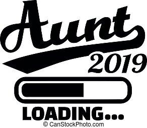 Aunt loading 2019 - Aunt loading bar 2019