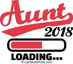 Aunt loading bar 2018