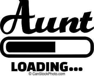 Aunt loading