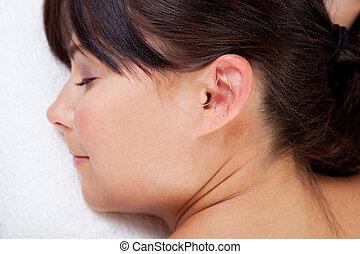 aurical, agopuntura, trattamento
