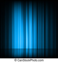 Aurora Borealis. Colorful abstract. EPS 8 - Aurora Borealis....