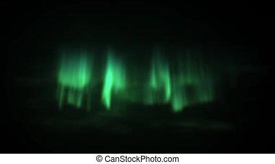 Aurora Borealis for Compose - Northern lights. Aurora...