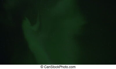 Aurora Borealis Stars Cassiopeia