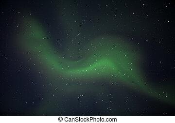 Aurora Borealis Wave