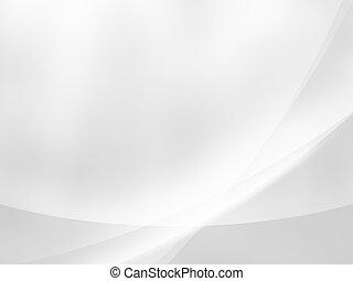 aurorac, ライト, 白い背景, 灰色