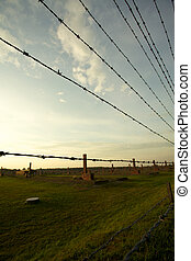 Auschwitz-Birkenau Concentration Camp