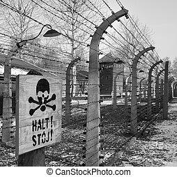 Auschwitz Concentration Camp - Poland - Auschwitz...
