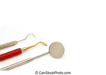 ausrüstung, medizin, zahnmedizin