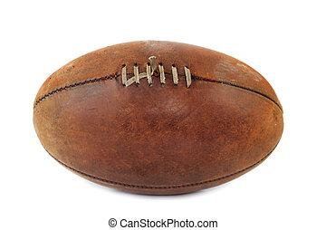 Aussie Rules Football - Old Australian Rules football,...