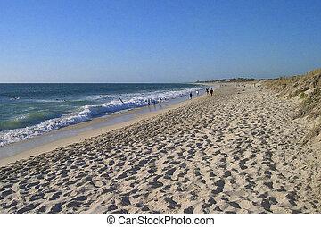 aussie, spiaggia