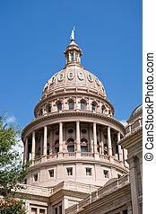 Austin Texas Capitol Dome
