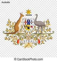 austrália, emblema