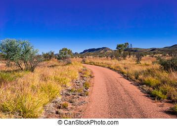 austrália, outback