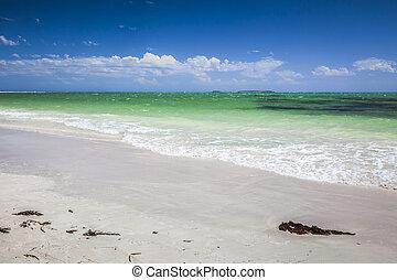 australië, strand