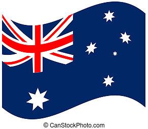 australië vlag