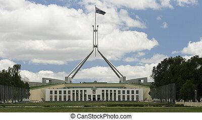 australiër, parlement