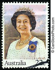 stamp - AUSTRALIA - CIRCA 1980: stamp printed by Australia, ...