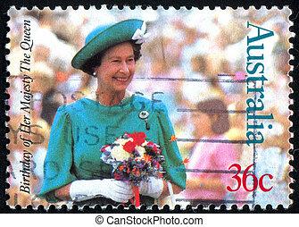 stamp - AUSTRALIA - CIRCA 1987: stamp printed by Australia, ...