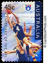 AUSTRALIA - CIRCA 1996 Carlton Blues - AUSTRALIA - CIRCA...
