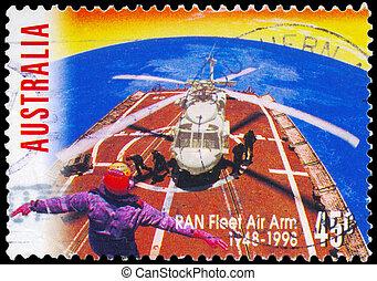 AUSTRALIA - CIRCA 1998 Air Arm