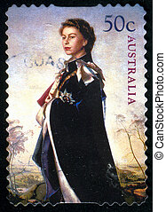 stamp - AUSTRALIA - CIRCA 2006: stamp printed by Australia, ...