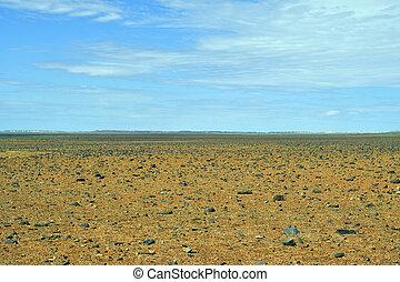 Australia, Coober Pedy, Moon Plain