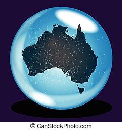 Australia Crystal Ball