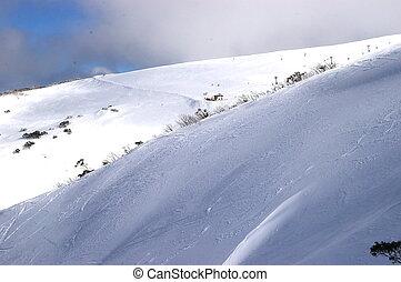 Australia Drift - Mount Hotham, Victoria, Australia