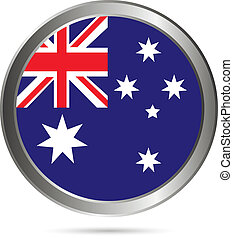Australia flag button.
