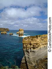 australia., große ozeanstraße