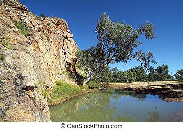 australia, nord gegend