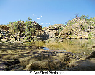 Australia, Northern Territory, Edith Falls