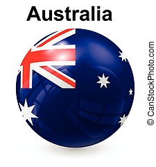 australia official state flag